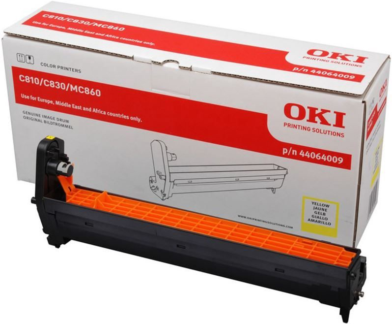 Lazerinio spausdintuvo kasetė Oki Toner Cartridge Yellow