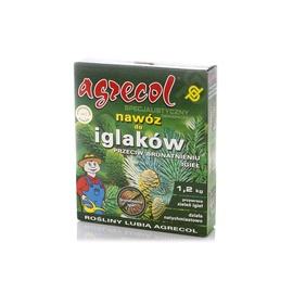 Nuo parudavimo apsaugančios spygliuočių trąšos Agrecol, 1.2 kg