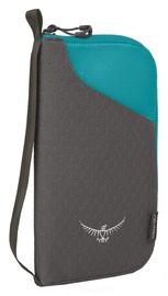 Osprey RFID Document Zip Wallet Tropic Teal