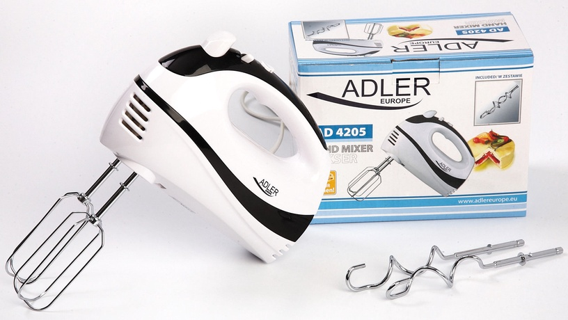 Plakiklis Adler AD 4205