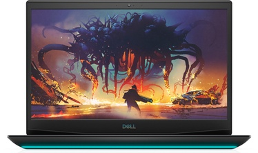 """Nešiojamas kompiuteris Dell G5 15 5500 Black 5500-6803 Intel® Core™ i5, 12GB/512GB, 15.6"""""""