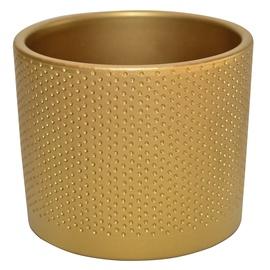 Вазон Domoletti 5906750939421, золотой