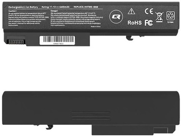 Qoltec Long Life Notebook Battery For HP EliteBook 6930p 4400mAh