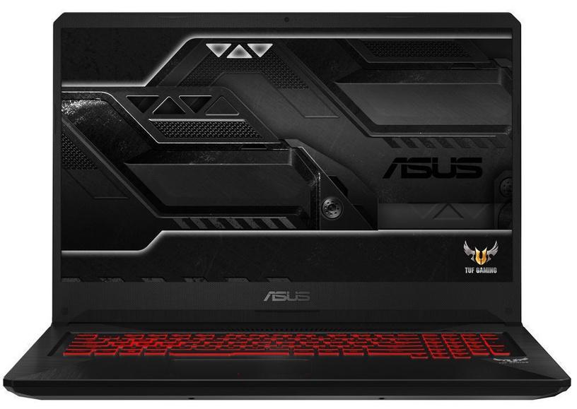 Asus TFU FX705GE Black/Red FX705GE-EW136T
