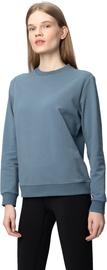 Audimas Womens Stretch Cotton Sweatshirt Blue Mirage XL