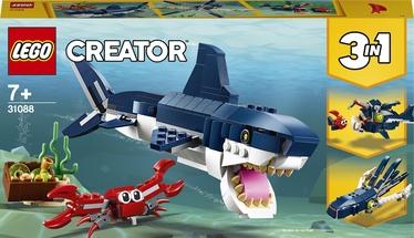 Конструктор LEGO Creator Обитатели морских глубин 31088, 230 шт.