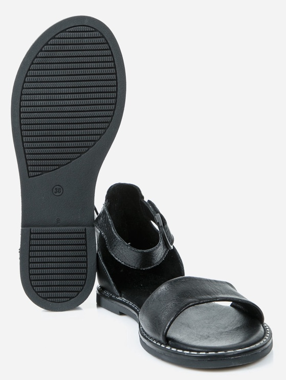 Basutės, Tamaris Sandal 1-1-28122-22, Black, 38