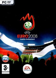 UEFA Euro 2008 Russian Version PC