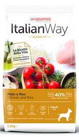 Italian Way Chicken & Rice Mini Adult 1.5kg