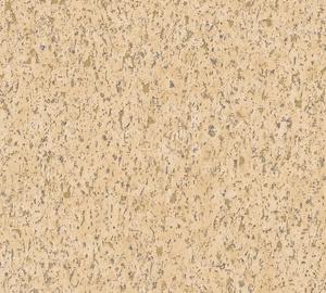 Flizelino pagrindo tapetas As Creation 373897 New Studio 2.0 rudas su auksu kamščio imitacijos