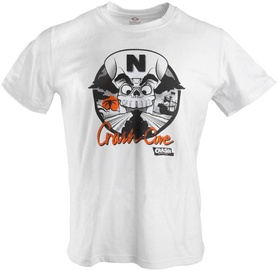Numskull Crash Team Racing Crash Cove T-Shirt White XS