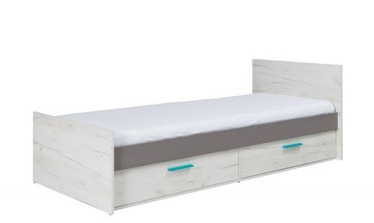 Maridex Rest Bed 80x200cm Without Mattress