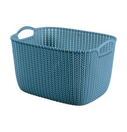 Korv Curver Knit L SQR 230814 sinine