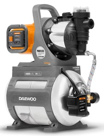 Daewoo DAS 6000/24 Automatic Domestic Station Inox