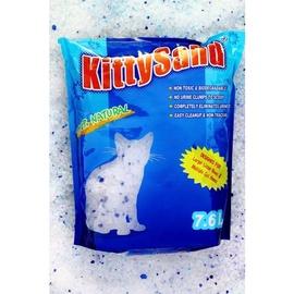 Kačių kraikas KittySand, silikagelinis 7.6 l