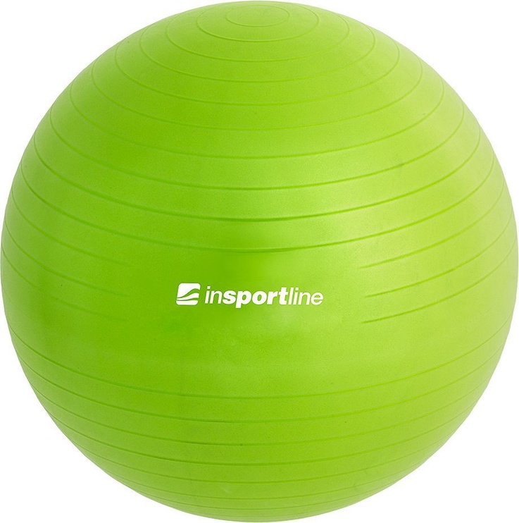 inSPORTline Gymnastics Ball 85cm Green