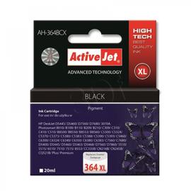 Кассета для принтера Action ActiveJet AH-364BCX Black