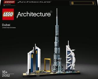 Konstruktor LEGO Architecture Dubai 21052, 740 tk