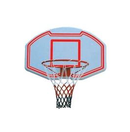 Basketbola dēlis ar grozu un tīklu SBA005