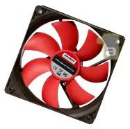 XILENCE 120MM CASE FAN REDWING COO-XPF120.R
