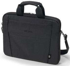 Сумка для ноутбука Dicota Slim Eco Base, черный, 13-14.1″