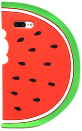 Mocco 3D Water-Melon Back Case For Apple iPhone 6 Plus/6s Plus Red