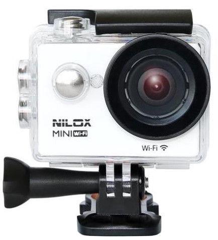 Nilox Mini WiFi Action Camera Full HD White