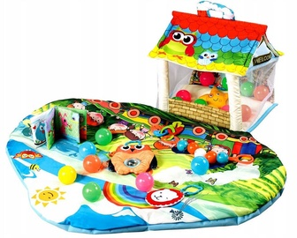 Lionelo Educational Mat IMKE House