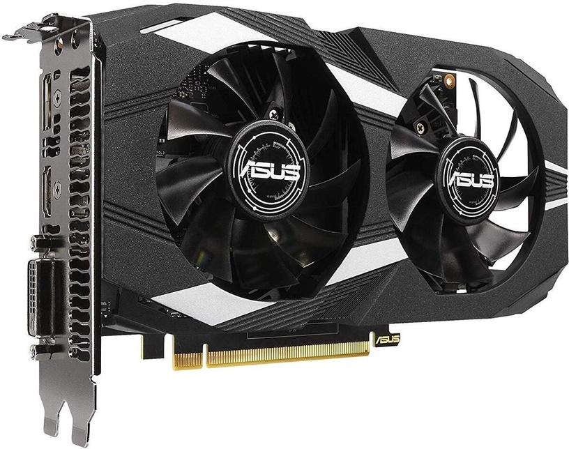 Asus Dual GeForce GTX 1650 4GB GDDR5 PCIE DUAL-GTX1650-4G