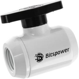 BitsPower Stop Valve WAZU-646 White