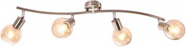 Nino Castello 050797 Ceiling Lamp 4x40W E14 Amber