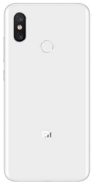 Xiaomi Mi 8 6/128GB Dual White