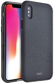 Uniq Lithos Back Case For Apple iPhone X/XS Black