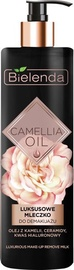 Makiažo valiklis Bielenda Camellia Oil Luxurious Make Up Removing Milk, 200 ml