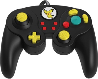 Pdp Wired Fight Pad Pro Pichu Black