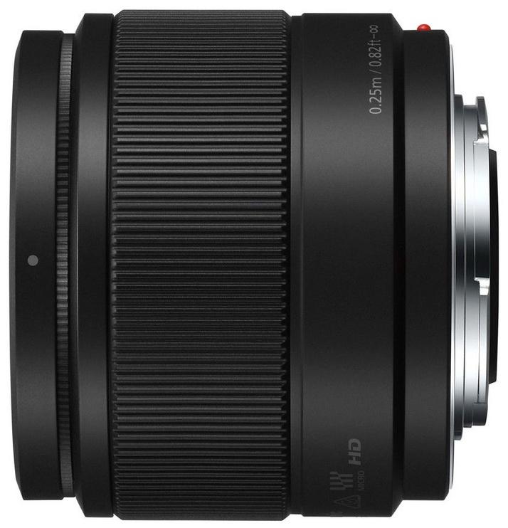 Panasonic LUMIX G 25mm/F1.7 II ASPH Black