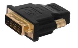 Savio Adapter HDMI / DVI Black