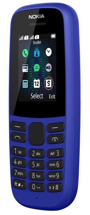 Nokia 105 2019 Blue