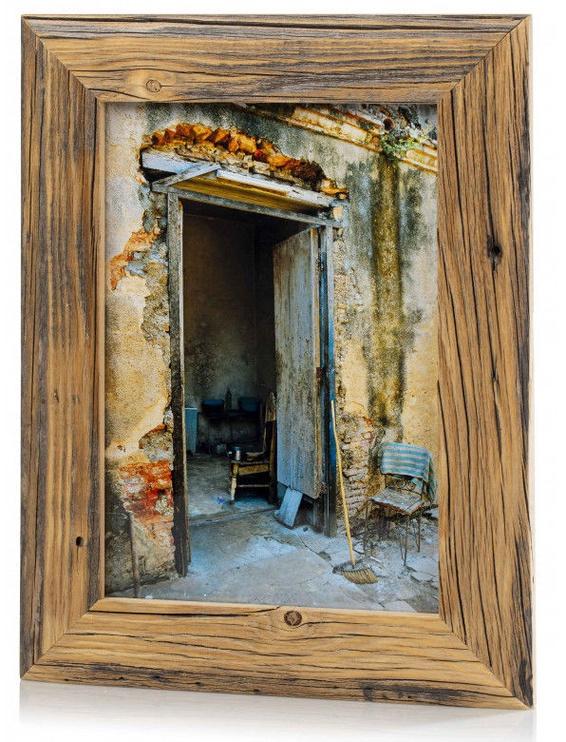 Bad Disain Photo Frame 21x30cm 138966 Brown