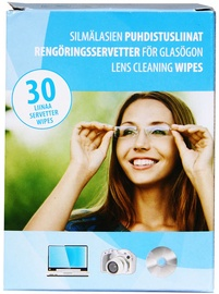 Verners Lens Cleaning Wipes 30Pcs