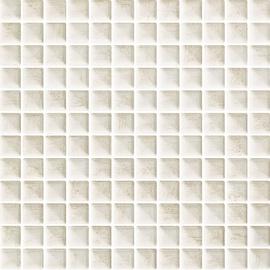 Kwadro Ceramika Sari Mosaic Tiles 29.8x29.8cm Beige
