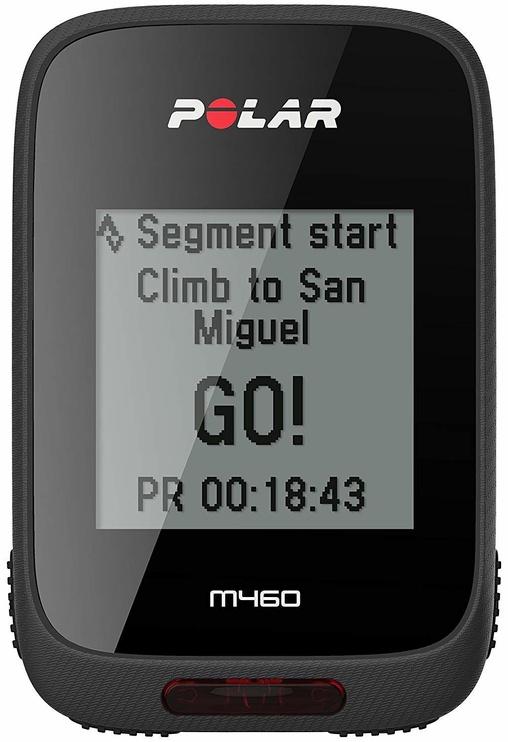 Polar M460 GPS Bike Computer + OH1 Optical Heart Rate Sensor