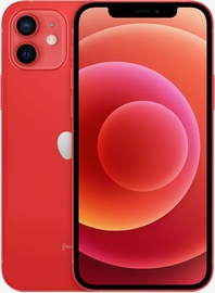 Mobilusis telefonas Apple iPhone 12 Red, 256 GB