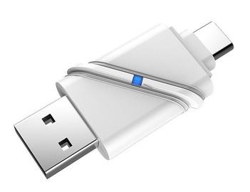 Unitek USB 3.1 Type-C/-A MicroSD Card Reader