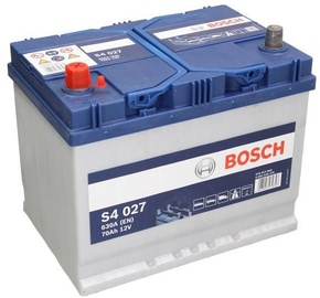 Bosch Starter Battery S4 027 70Ah