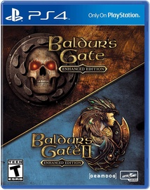 Baldur's Gate and Baldur's Gate II Enhanced Editions PS4