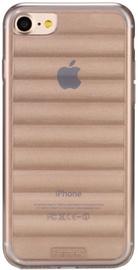 Remax Wave Design Back Case For Apple iPhone 7 Black