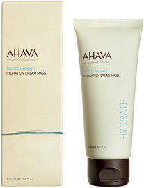 Sejas maska AHAVA Time To Hydrate Hydration Cream Mask, 100 ml