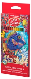 ErichKrause Art Berry Watercolor Pencils 12pcs
