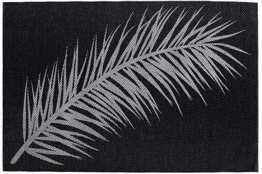 Home4you Textiline 30x45cm Feather Black